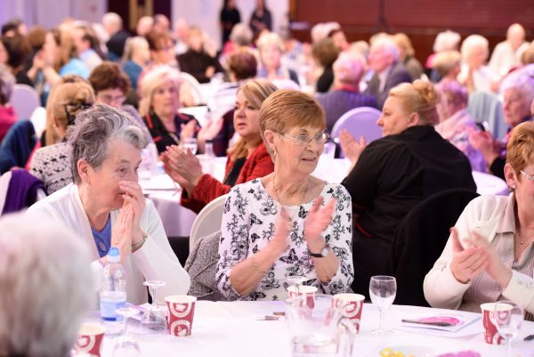 Residents at the 2016 Liverpool Older People's Awards