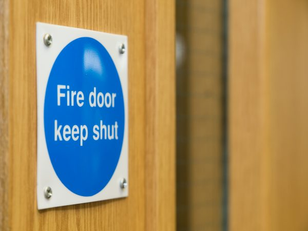 Onward supports Fire Door Safety Week
