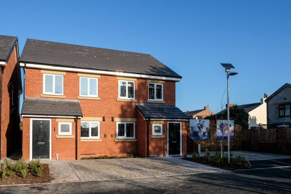 The Hesketh show home at High Park Grange