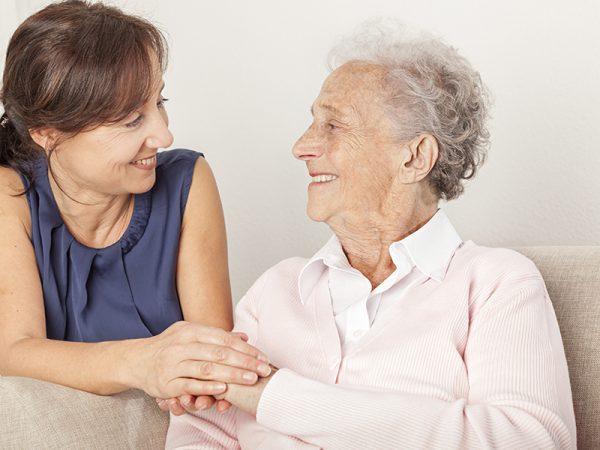 Dementia carer