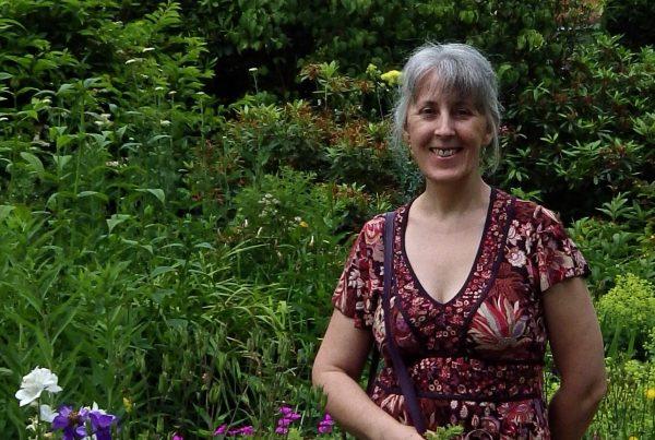 Involved Onward resident Jane Tucker