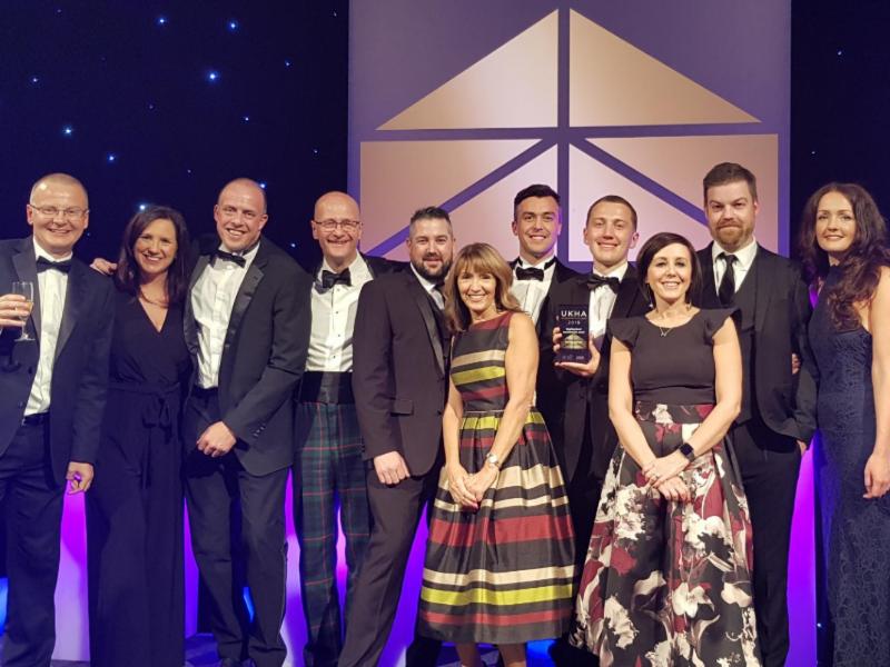 Onward wins at UK Housing Awards