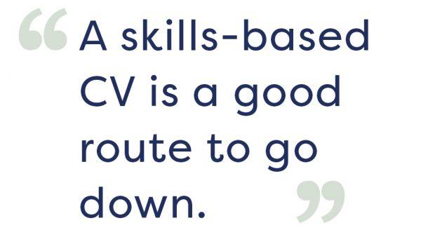 skills cv maternity