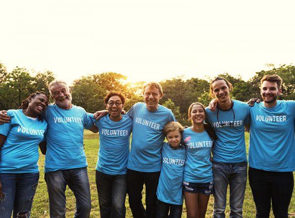 volunteering benefits