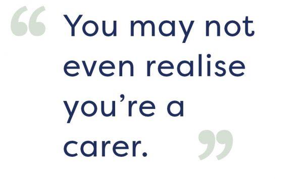 national carer's week