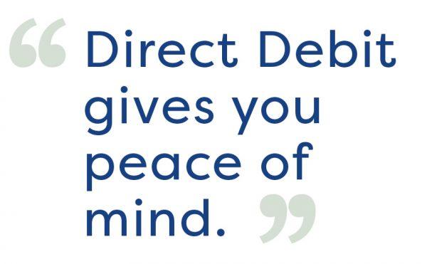 direct debit quote